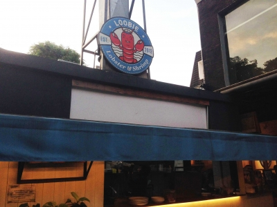 ジャカルタのロブスター専門レストラン、ロビーロブスター