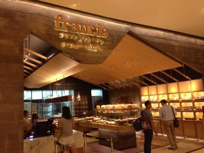 ジャカルタで一番うまいパン屋、フランシス