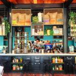 D JOURNALのコーヒースタンド
