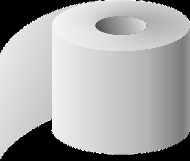 トイレの紙
