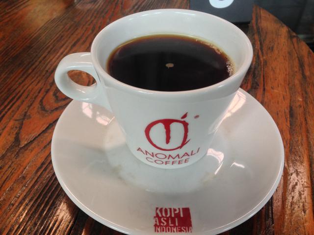 アノマリのシングルオリジンコーヒー