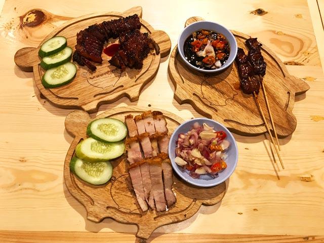 7種の豚麺がマジ鬼盛り!クラパガディンの豚料理レストラン「3abique(バビクー)」