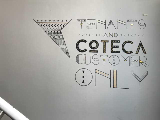 COTECAサイン